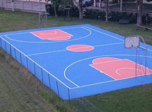 Campo Basket S. Bernardo maggio 2016