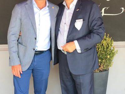 Incontro tra Sindaco di Gattinara e Presidente di Aurora