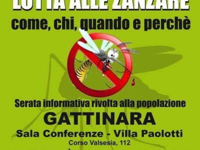 No alle Zanzare