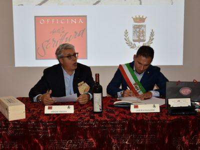 Siglato il Protocollo d'Intesa tra la Città di Gattinara e Officina della Scrittura.
