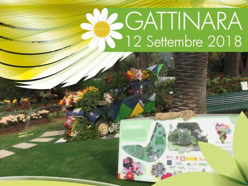 I Floricoltori piemontesi a Euroflora 2018: le premiazioni a Gattinara