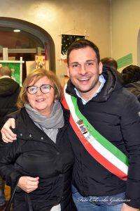 Daniele Baglione e Maria Vittoria Casazza