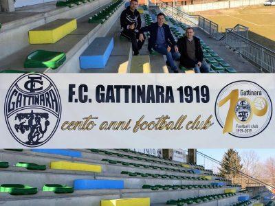 Auguri al nostro FC Gattinara.