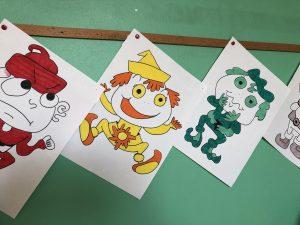 Nuovi colori per le aule dell'asilo comunale