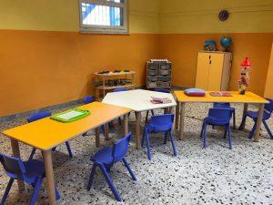 Aula dedicata al Pre e Post Scuola