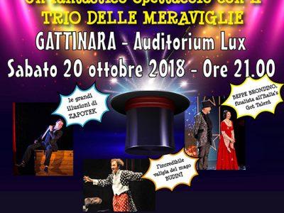 Gran Galà della Magia a Gattinara