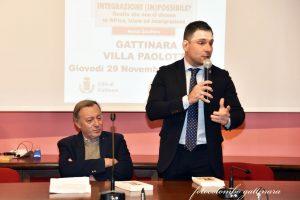 Presentazione del libro di Zacchera a Gattinara.