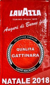 Caffè Lavazza: Qualità Gattinara.