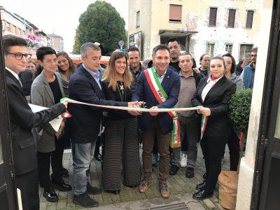 Inaugurazione della Comunità educativa residenziale