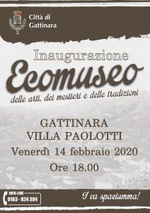 NASCE L'ECOMUSEO DI GATTINARA